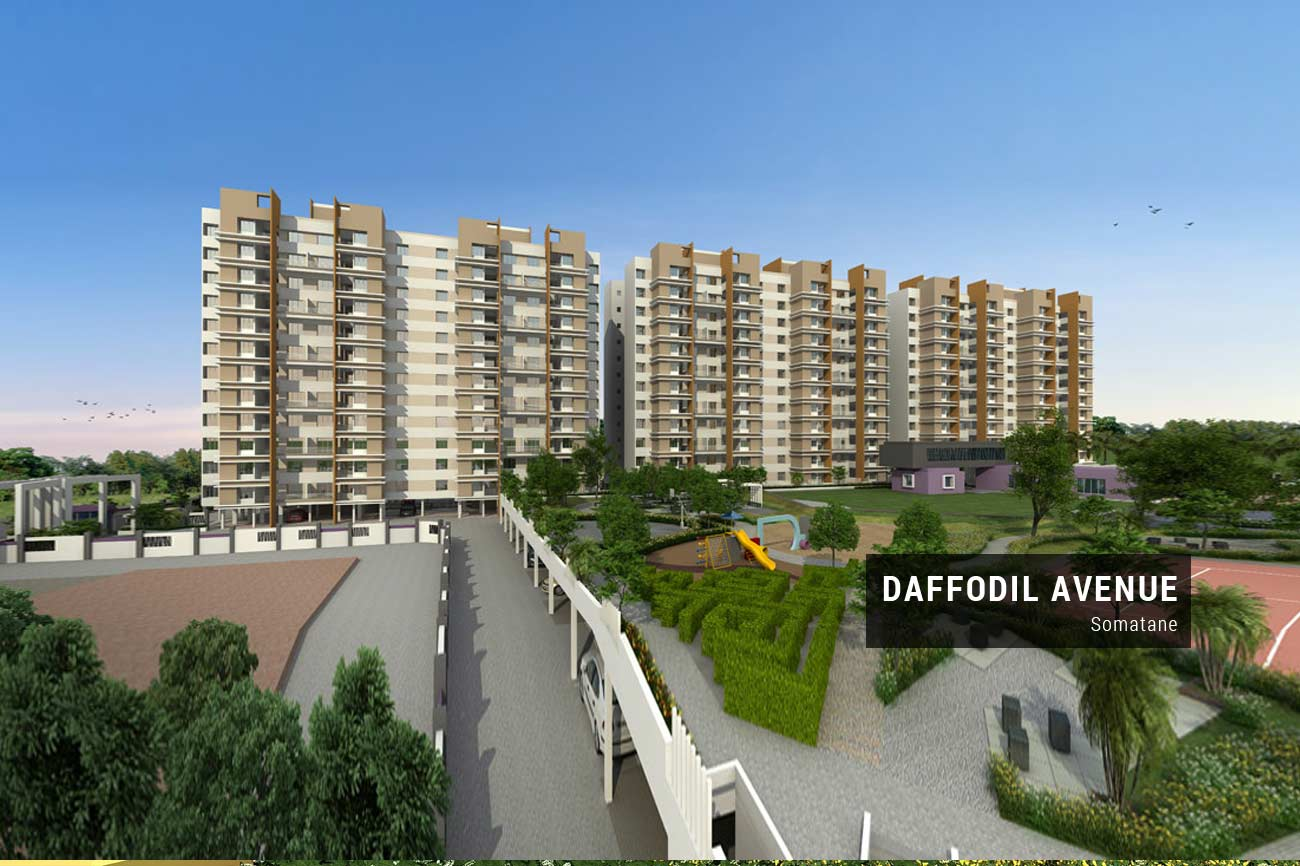 1&2 BHK residential Project in Pune