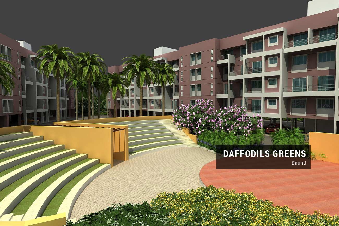 Little Hearts Housing Projects in Undri Pune