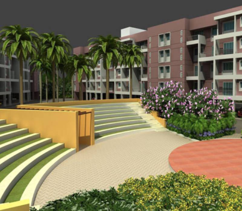 1&2 bhk residential flat for sale in Daund